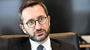 İletişim Başkanı Altun'dan basın kartı açıklaması: İptal edildiği iddiası gerçek dışıdır