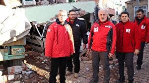 Elazığ depreminin ardından hedef alınan Kızılay'dan yazılı açıklama