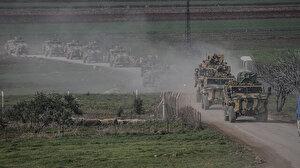 İdlib'e yeni sevkiyat: Komando, mühimmat ve askeri araç gönderildi
