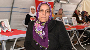 Diyarbakır'da HDP önünde eylem yapan annelerden Gevriye Ayhan evladına kavuştu