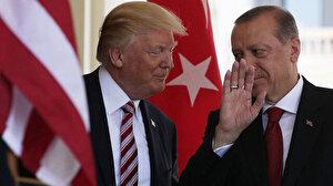 Donald Trump'tan Erdoğan'a teşekkür telefonu: Türkiye insani felaketi önlemeye çalışıyor