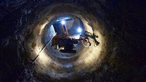 Yusufeli barajı hızla büyüyor: 184 metreye ulaştı