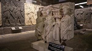 Türkiye'den kaçırılan eserler Anadolu Medeniyetleri Müzesi'nde
