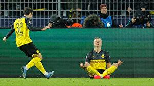 Borussia Dortmund-PSG: 2-1