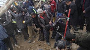 İran'da üst üste depremler meydana geliyor: Türkiye'de de hissedildi