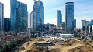Bittiğinde ikinci Süleymaniye olacak: Levent Camisi inşaatına başlandı
