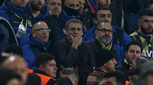 Fenerbahçe'de sarsıntı sürüyor