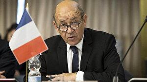 Fransa'dan Rusya ve Esed rejimine kınama