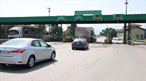 Anadolu Otoyolu Uzunçiftlik ve Kuruçeşme turnikeleri koronavirüs tedbirleri kapsamında kapatıldı