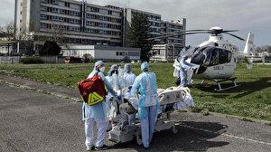Fransa'da koronavirüs nedeniyle ölenlerin sayısı 3 bin 24'e çıktı