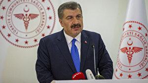 Sağlık Bakanı Fahrettin Koca 31 Mart tarihli koronavirüs verilerini açıkladı: Ölüm sayısı 46, vaka sayısı 2704