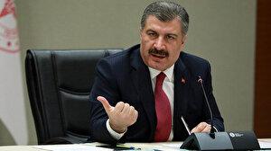 Sağlık Bakanı Fahrettin Koca: 63 vatandaşımız daha hayatını kaybetti, tüm illerimizde artık virüs var