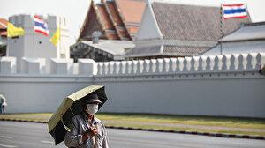 Tayland'da koronavirüs önlemi: Sokağa çıkma yasağı