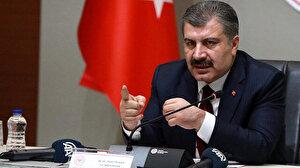 Sağlık Bakanı Fahrettin Koca 2 Nisan tarihli koronavirüs verilerini açıkladı: Ölüm sayısı 79,vaka sayısı 2 bin 456
