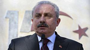 TBMM Başkanı Şentop'tan 44 ülkenin parlamento başkanına koronavirüsle mücadele mektubu