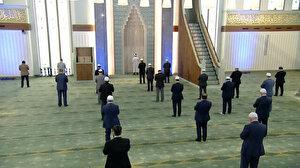 Diyanet'ten cuma namazı açıklaması: Her hafta ülkemizin farklı bir camisinde temsilen kılınacak