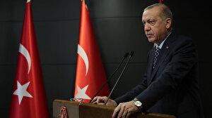 Cumhurbaşkanı Erdoğan'ın açıkladığı yeni tedbir: Mesafede üç adım kuralı