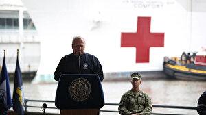 Pentagon, askeri hastane gemisine kabul koşullarını değiştirdi: 3 hasta alınmıştı