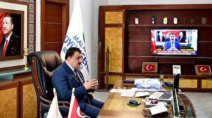 Gürkan: Malatya maske üretiminde lojistik merkez olacak
