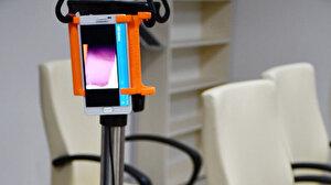 3D yazıcıyla video laringoskop ürettiler