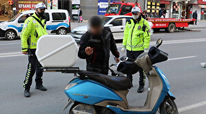 Sokağa çıkan gence çifte ceza: Toplamda 7 bin 890 TL ceza kesildi