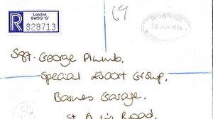 Prenses Diana'nın el yazısı ile yazdığı mektup 16 bin sterline satışa çıktı