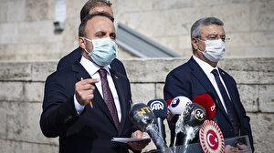 AK Parti Grup Başkanvekili Bülent Turan'dan CHP'ye çağrı: Kendiniz çözün