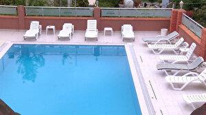Bayramda aileler Şile'deki apart otelleri tercih etti