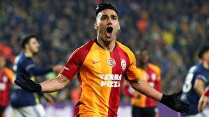 'Rezerv lig çıkışı: Falcao 3. Lig'de oynarsa şaşırmayın