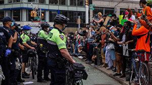 ABD'nin Minneapolis kentindeki polis şiddeti Los Angelens'a sıçradı