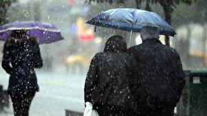 Meteorolojiden Ankara ve bazı illere sağanak yağış uyarısı yapıldı