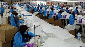 Amasya'da bir fabrika salgında işçi sayısını artırdı: Günlük 15 bin üretim yapıyor