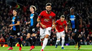 Bruno Fernandes'ten Manchester United itirafı: Mutluluktan ağlıyordum