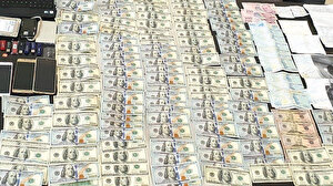 Finans ayağıpara basıyor: 690 bin TL ve çok sayıda değerli eşya ele geçirildi