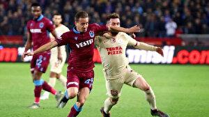 Galatasaray-Trabzonspor maçı öncesi sakat ve cezalı futbolcuların son durumu