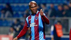 Trabzonspor'da Anthony Nwakaeme ve Caleb Ekuban kadroya alındı