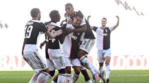 Juventus Torino derbisini farklı kazandı: İşte gollü maçın özeti