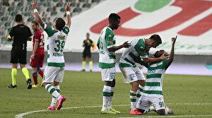 Bursaspor kazandı, Süper Lig hesapları karıştı