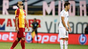 Galatasaray pandemide kayboldu: Alanyaspor farklı kazandı