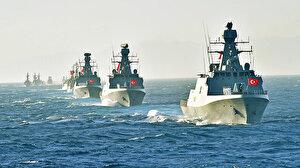 Donanma orada: Rusya, Fransa, Yunanistan, BAE ve Mısır'a Akdeniz'de bir mesaj daha