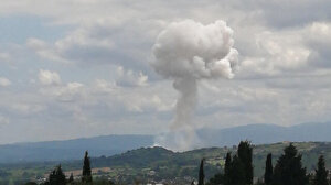Sakarya'da patlayıcıların intikalleri esnasında patlama meydana geldi: 3 şehit