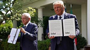 Trump NAFTA'ya verdi veriştirdi: İnsanlık tarihindeki en kötü anlaşmalardan biriydi
