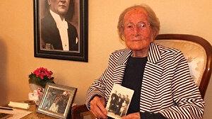 104 yaşındaki Kıymet Öğretmen vefat etti: Bir padişah ve 12 cumhurbaşkanı gördü