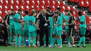 Real Madrid'den şampiyonluk mesajı: