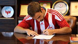 Sivasspor'a İspanyol 10 numara: İmzalar atıldı