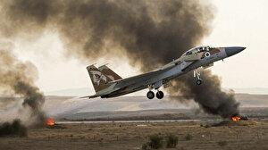 İsrail'den Şam'daki rejim ordusuna saldırı: Komuta merkezleri ve askeri üsler vuruldu
