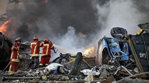 Lübnan'daki patlamanın sebebi bulundu: Limanda depolanan büyük miktarda amonyum nitrat