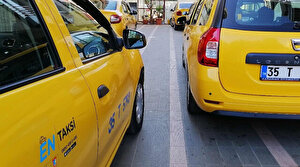İzmir'de taksi ücretlerine zam