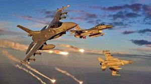 Irak'ın kuzeyinde hava harekatı: 2 PKK'lı etkisiz hale getirildi