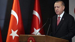 Cumhurbaşkanı Erdoğan'dan Eren Bülbül paylaşımı: Yavrumuzun kanını yerde bırakmadık